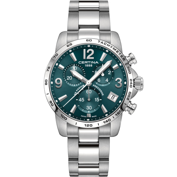 Certina DS Podium Chronograph 1/10 sec - C034.417.11.097.00