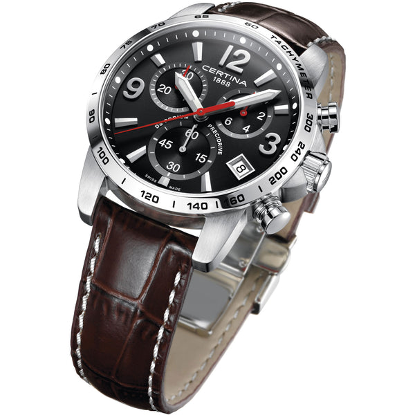 Certina DS Podium Chronograph 1/10 sec - C034.417.16.057.00