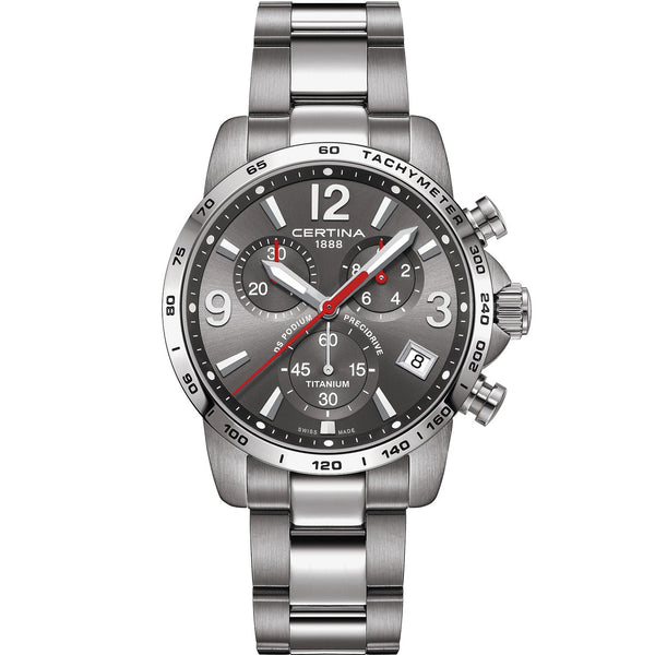 Certina DS Podium Chronograph 1/10 sec - C034.417.44.087.00