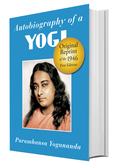 Autobiography of a Yogi and Finding the Path of Kriya Yoga