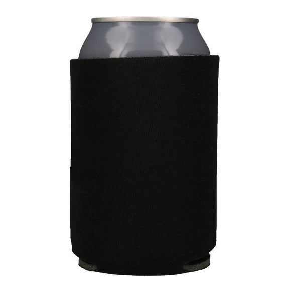 Blank Collapsible Beverage Coolers- Black