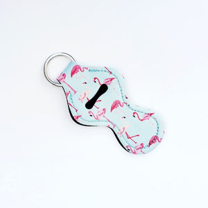 Chapstick Holders - Pink Flamingo
