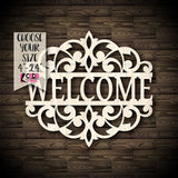 Welcome Sign #4