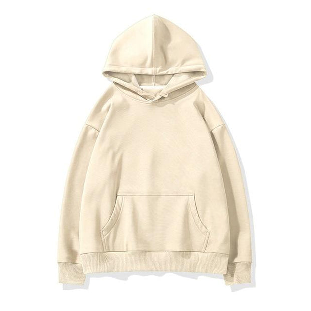 Basics Beige / S Classic Hoodie shop high quality cheap leggings