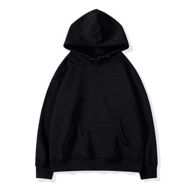 Basics Black / S Classic Hoodie shop high quality cheap leggings
