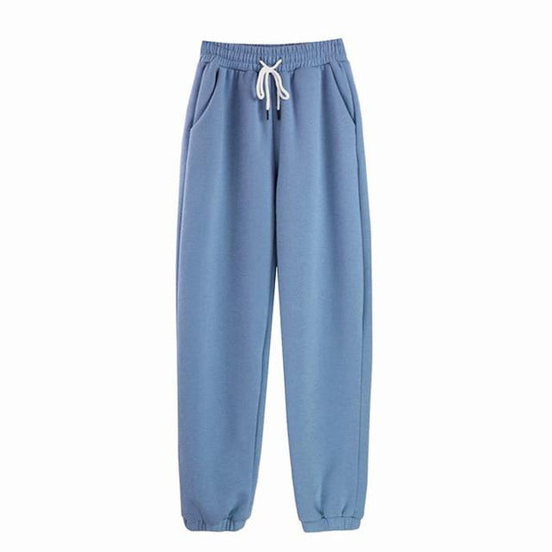 Basics Blue / S Pastel Sweatpants shop high quality cheap leggings