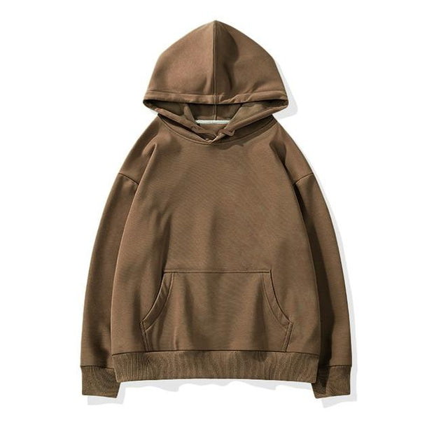 Basics Brown / S Classic Hoodie shop high quality cheap leggings