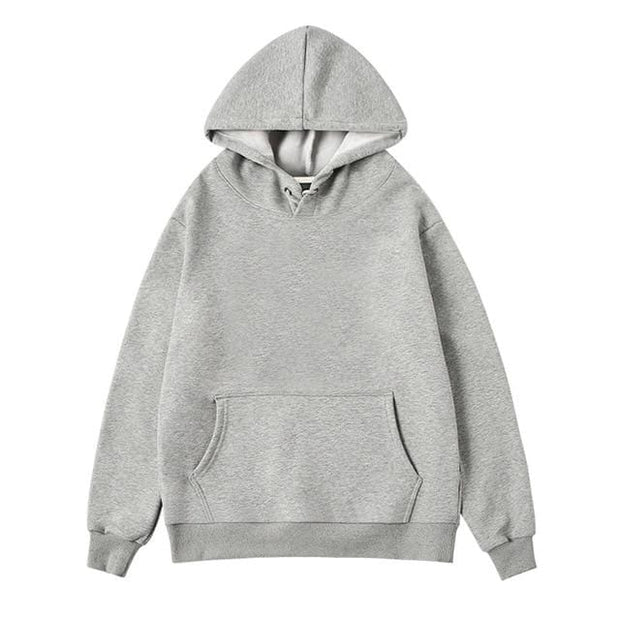 Basics Gray / S Classic Hoodie shop high quality cheap leggings