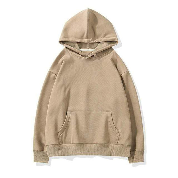 Basics Khaki / S Classic Hoodie shop high quality cheap leggings
