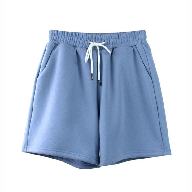 Basics Pastel Sweatshorts shop high quality cheap leggings