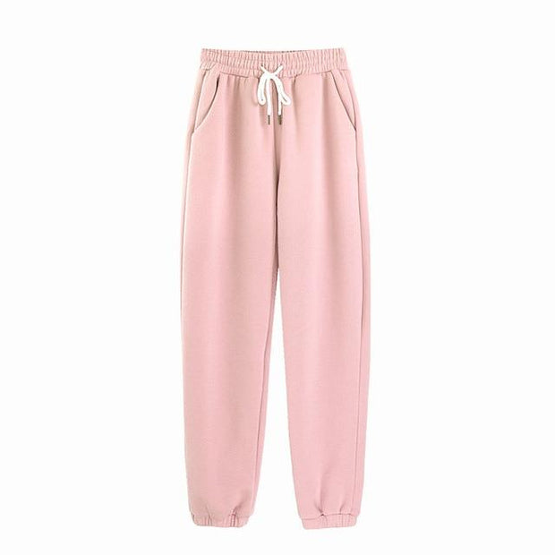Basics Pink / S Pastel Sweatpants shop high quality cheap leggings