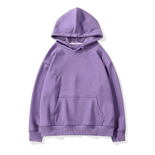 Basics Purple / S Classic Hoodie shop high quality cheap leggings