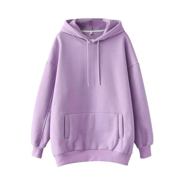Basics Purple / S Pastel Classic Hoodie shop high quality cheap leggings