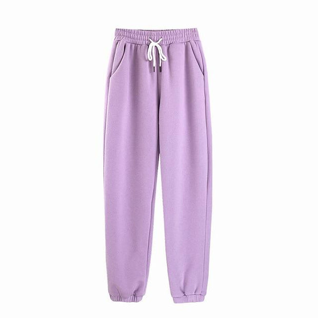 Basics Purple / S Pastel Sweatpants shop high quality cheap leggings