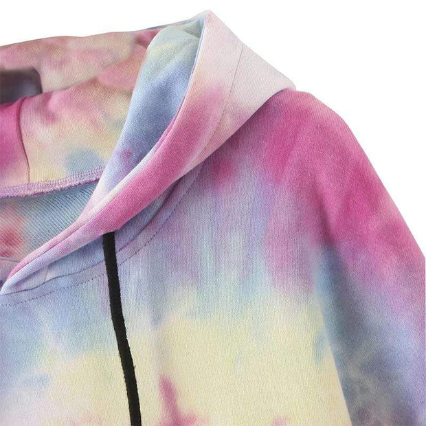 Basics Tie Dye Hoodie shop high quality cheap leggings