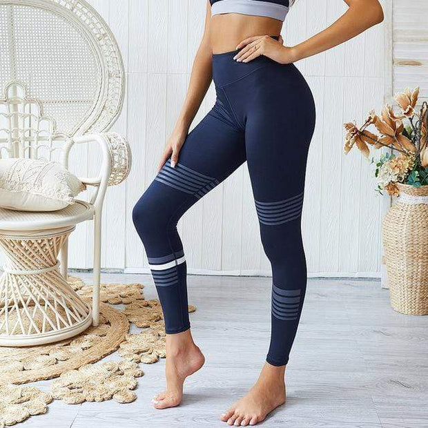Blue Love Set - Moderne Women - FITNESS WEAR Best Deals Cheap High Quality Leggings Tops Fitness Gymwear Makeup Cosmetics At Home Workout Gear Paint By Numbers