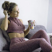 Comfy Track Suit - Moderne Women - FITNESS WEAR Best Deals Cheap High Quality Leggings Tops Fitness Gymwear Makeup Cosmetics At Home Workout Gear Paint By Numbers