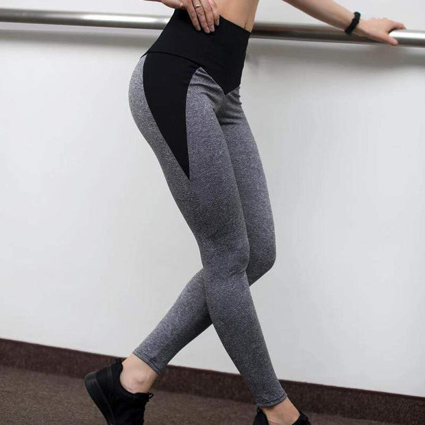 High Waist Athlete Leggings - Moderne Women - FITNESS WEAR Best Deals Cheap High Quality Leggings Tops Fitness Gymwear Makeup Cosmetics At Home Workout Gear Paint By Numbers