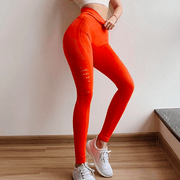 Mesh Seamless High Waist Leggings - Moderne Women - FITNESS WEAR Best Deals Cheap High Quality Leggings Tops Fitness Gymwear Makeup Cosmetics At Home Workout Gear Paint By Numbers