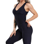 Jumpsuit Cross Back Booty Lifting x Anti-Cellulite Jumpsuit shop high quality cheap leggings