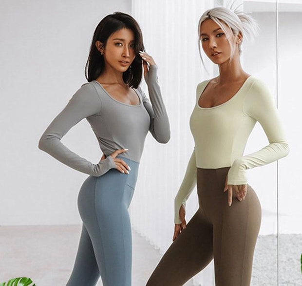 Jumpsuit Luxe Full Sleeves Two Tone Jumpsuit shop high quality cheap leggings