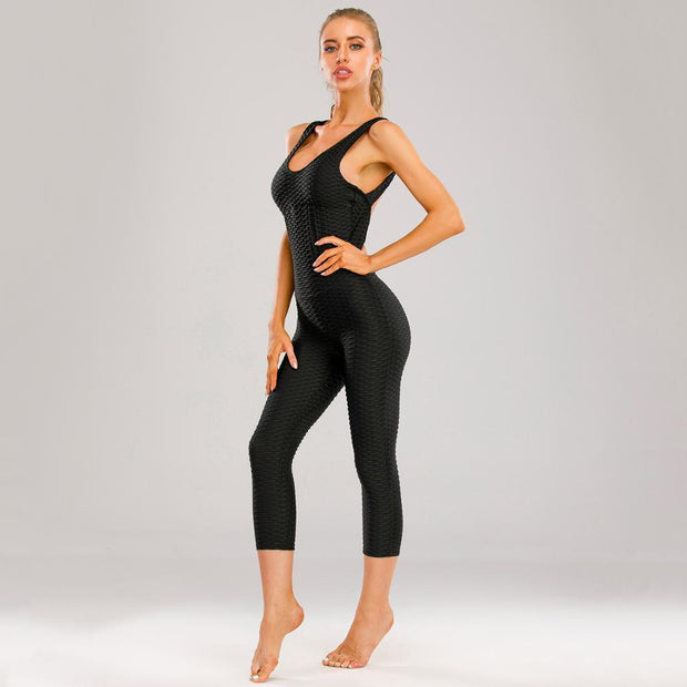Jumpsuit S / Black Booty Lifting x Anti-Cellulite Jumpsuit shop high quality cheap leggings