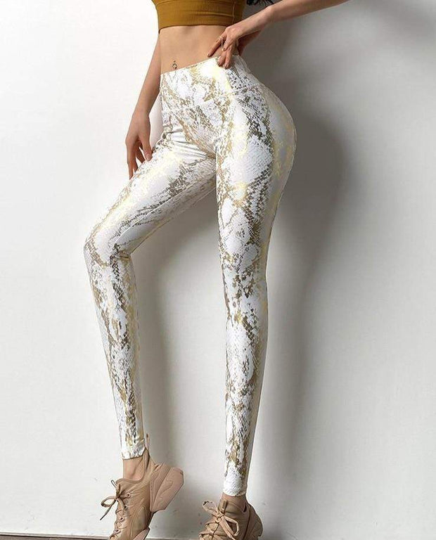 Leggings High Waist Metallic Series Leggings shop high quality cheap leggings