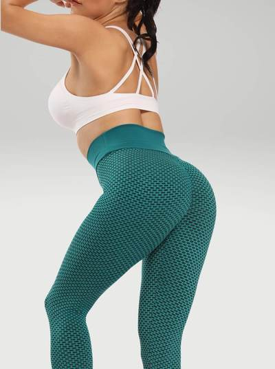 Leggings XS / Green Moderne Textured Lift Leggings shop high quality cheap leggings