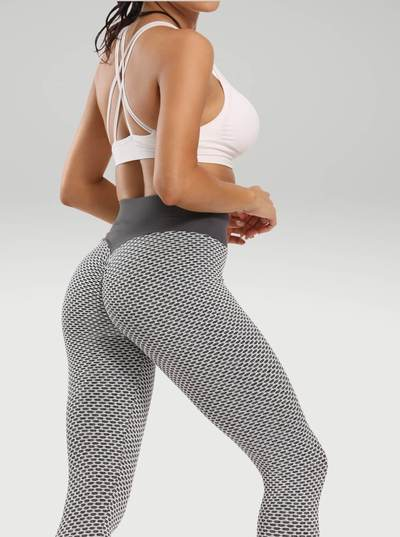 Leggings XS / Grey Moderne Textured Lift Leggings shop high quality cheap leggings