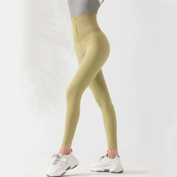 Leggings XS / Mustard High Waisted Compression Leggings shop high quality cheap leggings