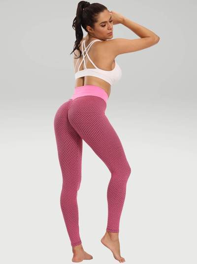Leggings XS / Pink Moderne Textured Lift Leggings shop high quality cheap leggings