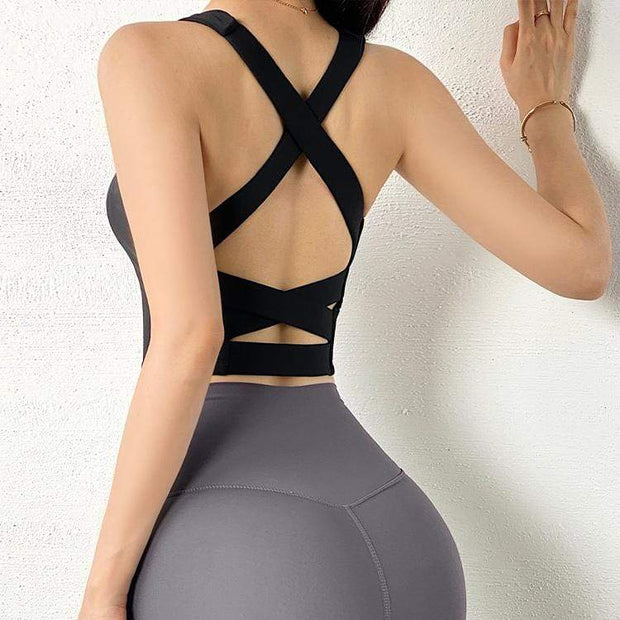 Tops S / Black Moderne Sports Crop shop high quality cheap leggings