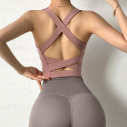Tops S / Pink Berry Moderne Sports Crop shop high quality cheap leggings