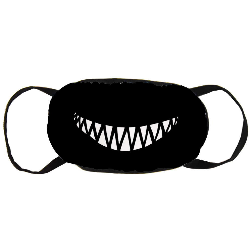 Customizable Face Mouth Mask