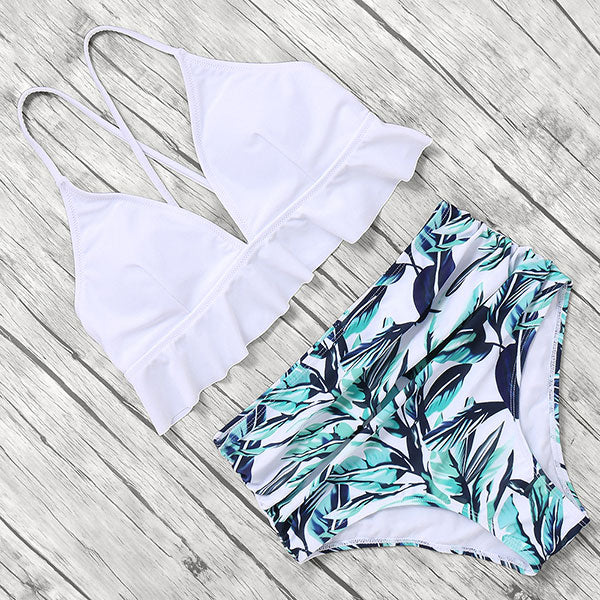 High Waist Sport Bikini Set