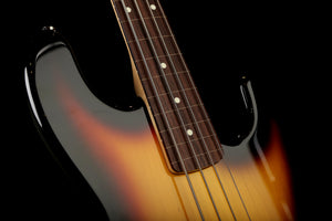 Fender MIJ Traditional 60's Jazz Fretless