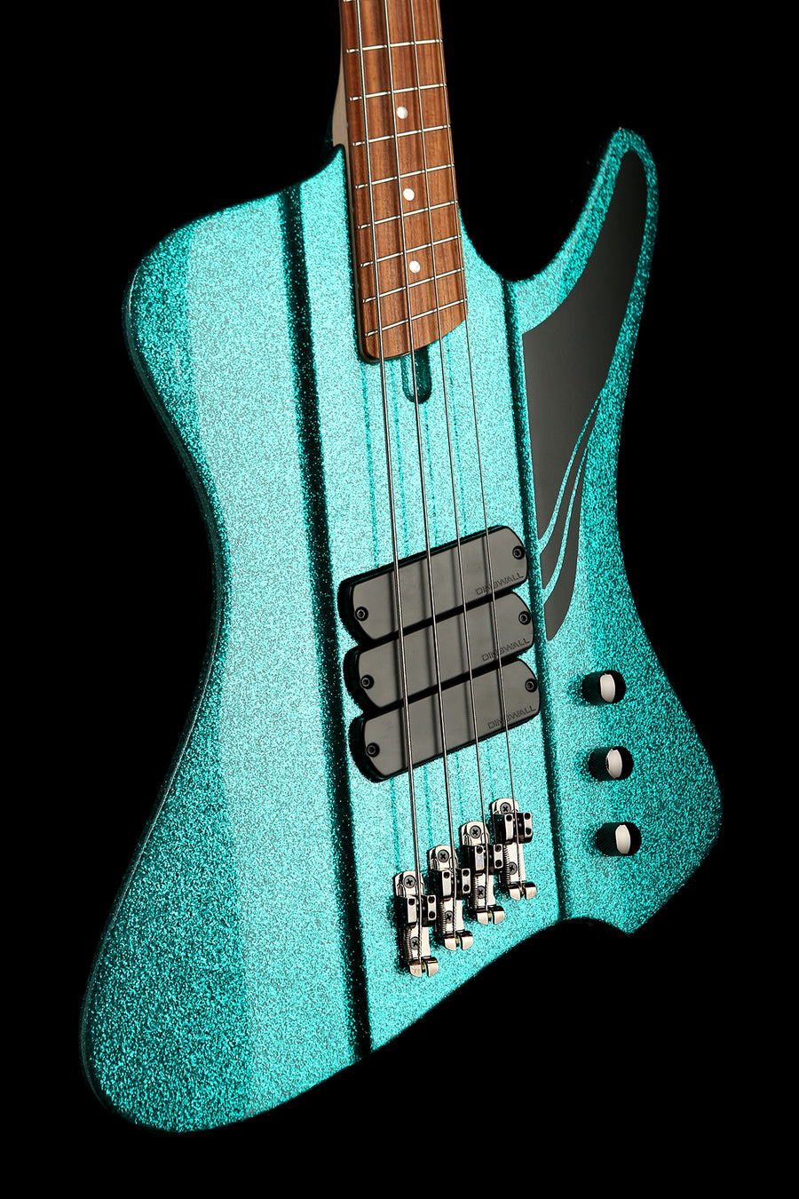 2019 Dingwall D-Rock Standard 4 Aquamarine