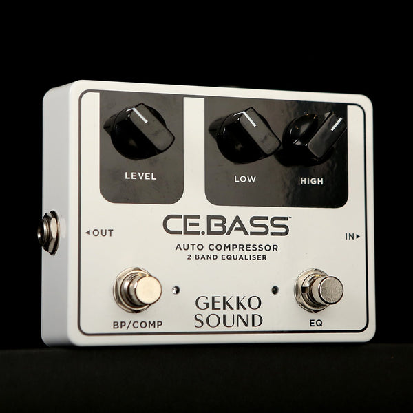 Gekko CE.BASS Compressor/EQ