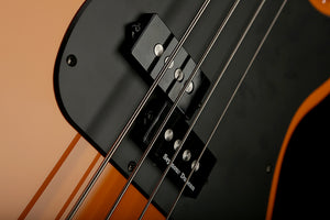 Fender Player Precision BC Custom Quarter Pounders