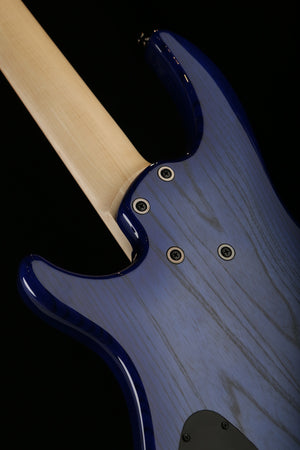 Dingwall Combustion 5 Quilt Top Indigo Burst