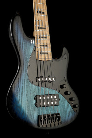 Sandberg TM5 Blueburst w/Block inlays
