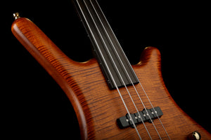 Used Warwick CS Fretless Corvette