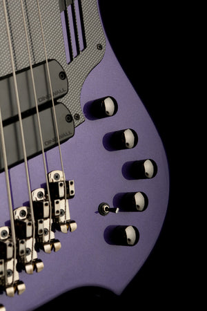 Dingwall NG-2 5 String Purple Metallic