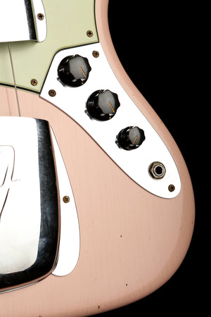 Fender Custom Shop Journeyman 1962 Jazz Shell Pink