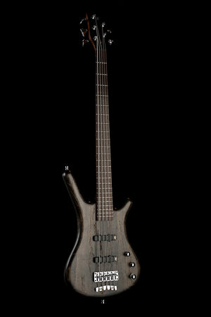 Cole Clark Long Lady 5 String Satin Black