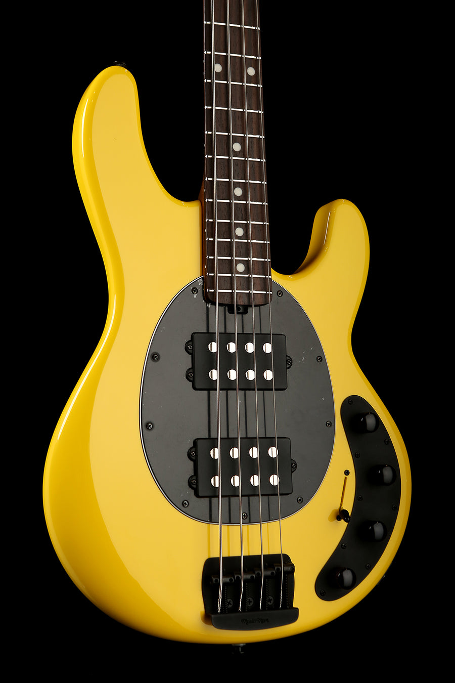 Ernie Ball Musicman Stingray Special 4HH Hi Def Yellow