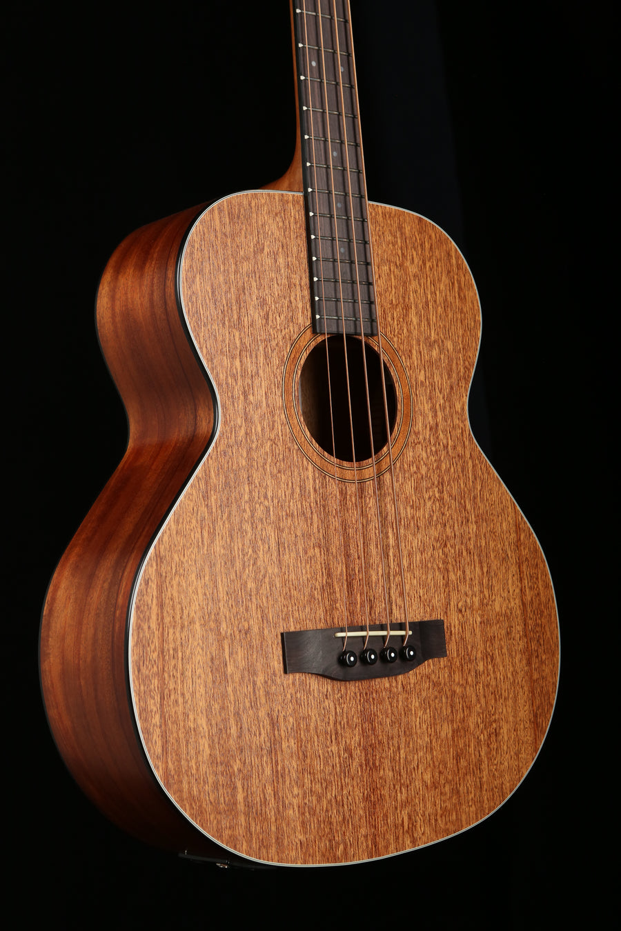 Martinez 15L Acoustic Bass Left Hand