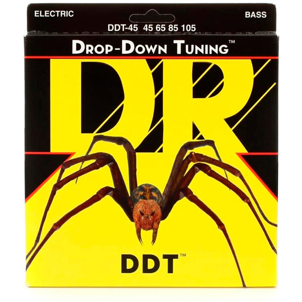 4 String DR DDT - Drop Down Tuning