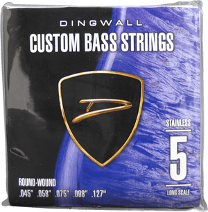 Dingwall Stainless Steel 5 string
