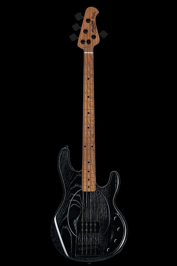 Sterling by Musicman Stingray 4 Ashwood Black